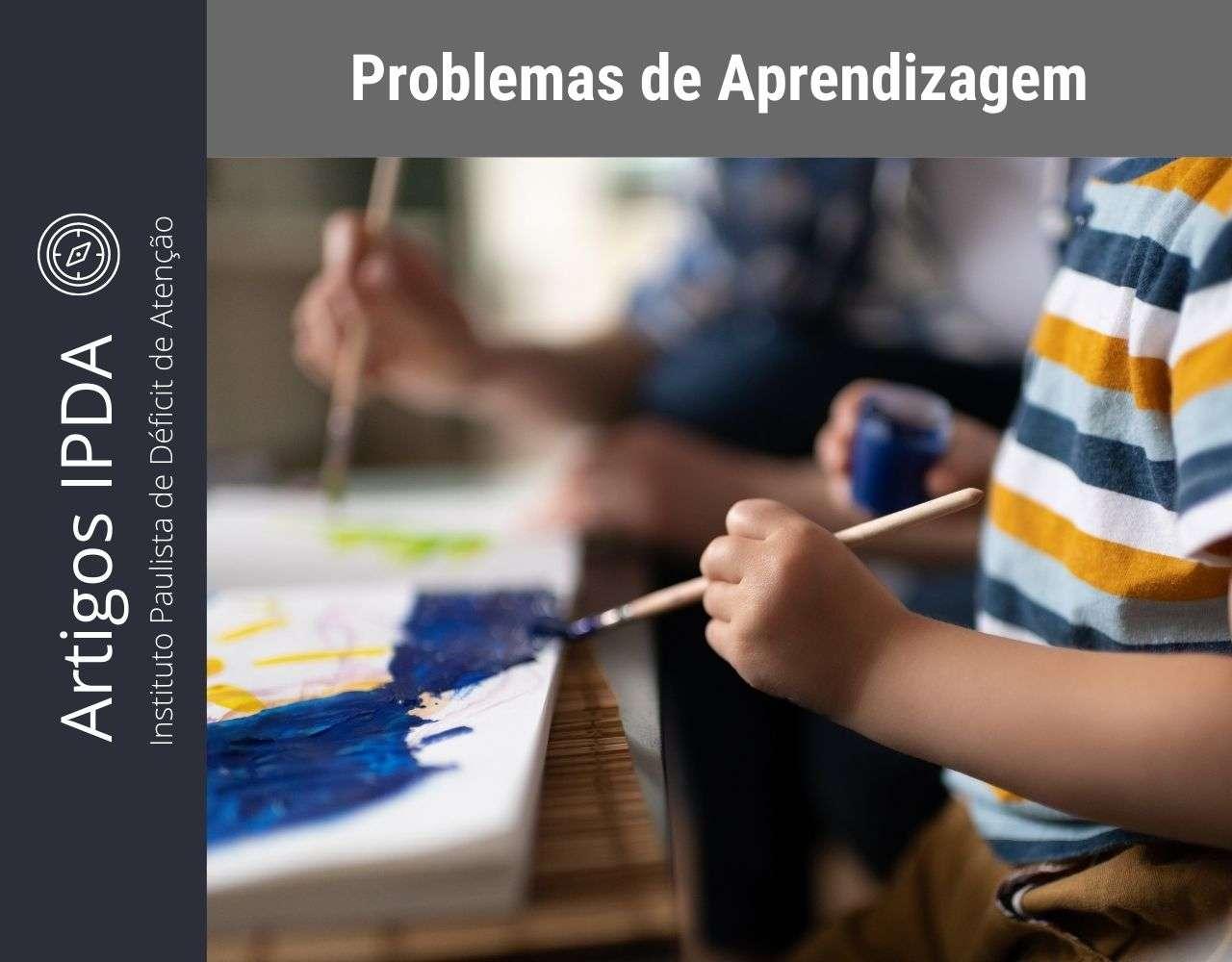 Transtorno de Aprendizagem e TDAH